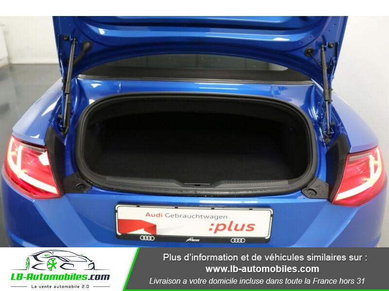 Audi TT roadster 2.0 TFSI 230 / S line Bleu occasion à Beaupuy - photo n°10