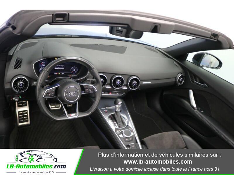 Audi TT roadster 2.0 TFSI 230 / S line Bleu occasion à Beaupuy - photo n°2
