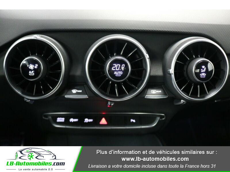 Audi TT roadster 2.0 TFSI 230 / S line Bleu occasion à Beaupuy - photo n°6