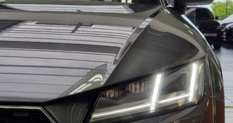 Audi TT roadster 3 40 TFSI 197 III (2) S Line S Tronic 7 Gris occasion à Tours - photo n°5