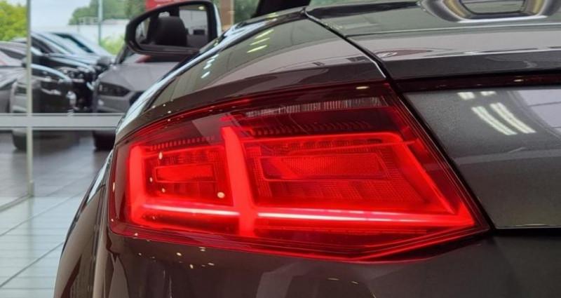 Audi TT roadster 3 40 TFSI 197 III (2) S Line S Tronic 7 Gris occasion à Tours - photo n°6