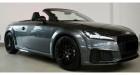Audi TT roadster 40 TFSI 197CH S LINE STRONIC 7 Gris à Villenave-d'Ornon 33