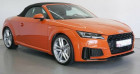 Audi TT roadster 45 Orange à Eschentzwiller 68