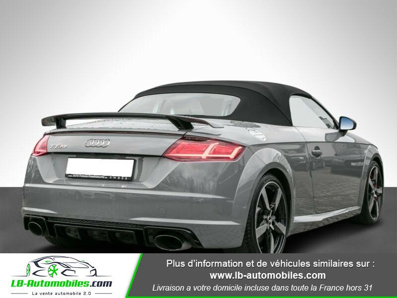 Audi TT roadster RS 2.5 TFSI 400 S tronic 7 Quattro Gris occasion à Beaupuy - photo n°15