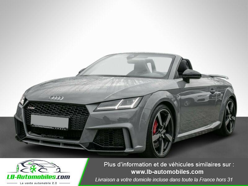 Audi TT roadster RS 2.5 TFSI 400 S tronic 7 Quattro Gris occasion à Beaupuy