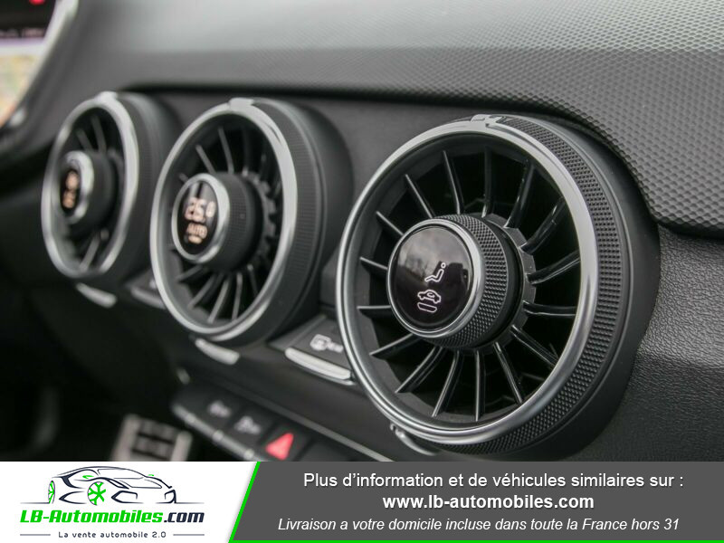 Audi TT roadster RS 2.5 TFSI 400 S tronic 7 Quattro Gris occasion à Beaupuy - photo n°6