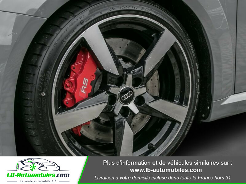 Audi TT roadster RS 2.5 TFSI 400 S tronic 7 Quattro Gris occasion à Beaupuy - photo n°14