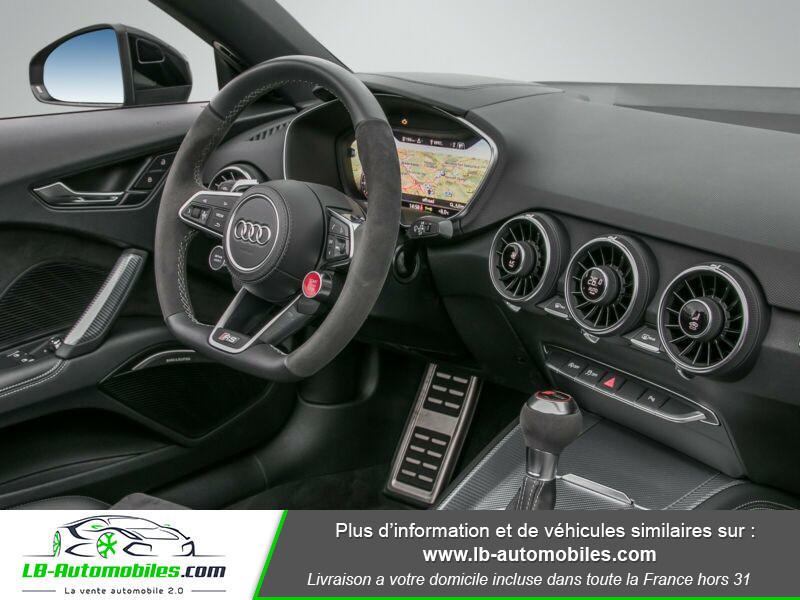 Audi TT roadster RS 2.5 TFSI 400 S tronic 7 Quattro Gris occasion à Beaupuy - photo n°2