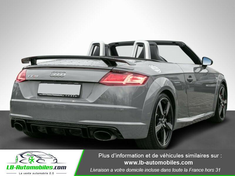 Audi TT roadster RS 2.5 TFSI 400 S tronic 7 Quattro Gris occasion à Beaupuy - photo n°3