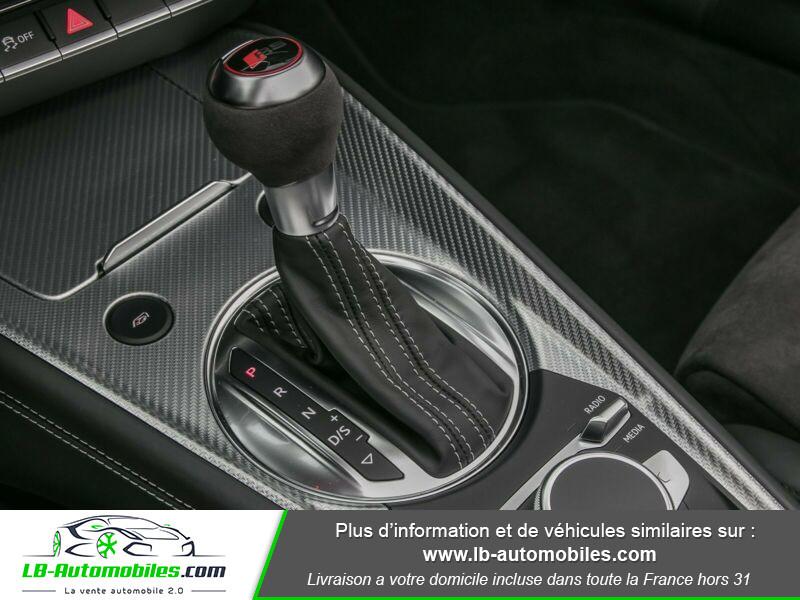 Audi TT roadster RS 2.5 TFSI 400 S tronic 7 Quattro Gris occasion à Beaupuy - photo n°8