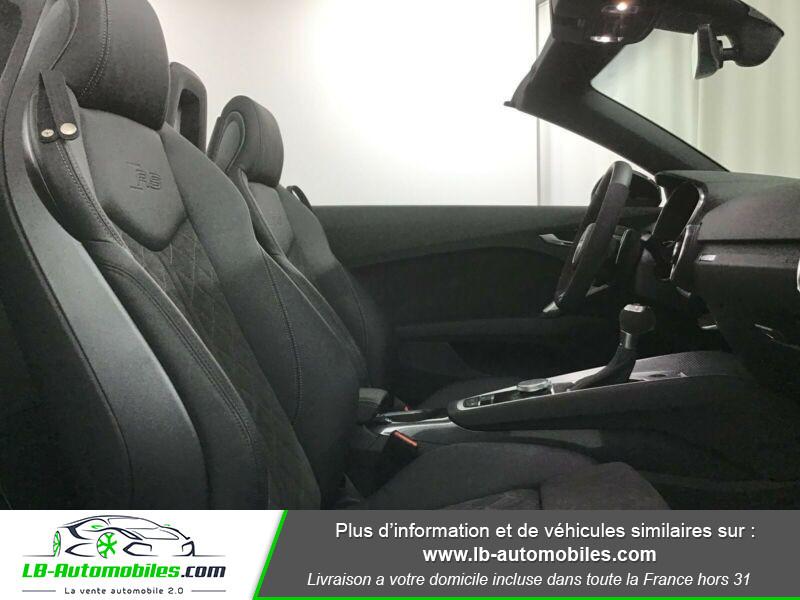 Audi TT roadster RS 2.5 TFSI 400 S tronic 7 Quattro Noir occasion à Beaupuy - photo n°4