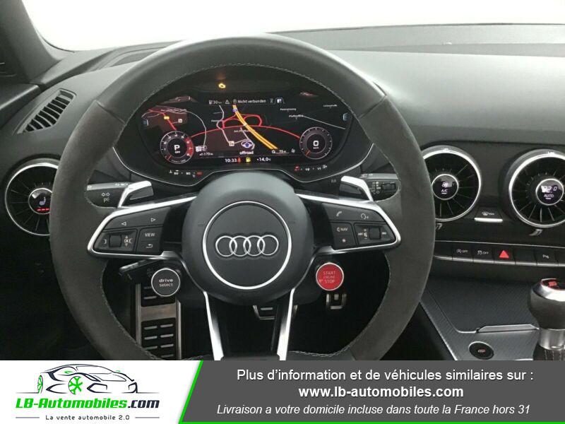 Audi TT roadster RS 2.5 TFSI 400 S tronic 7 Quattro Noir occasion à Beaupuy - photo n°6