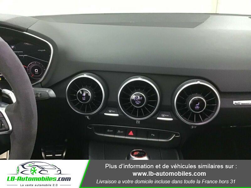 Audi TT roadster RS 2.5 TFSI 400 S tronic 7 Quattro Noir occasion à Beaupuy - photo n°5