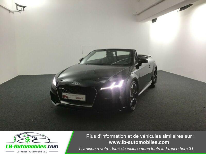 Audi TT roadster RS 2.5 TFSI 400 S tronic 7 Quattro Noir occasion à Beaupuy