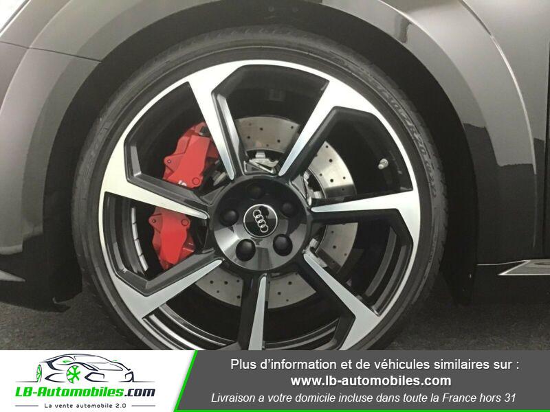 Audi TT roadster RS 2.5 TFSI 400 S tronic 7 Quattro Noir occasion à Beaupuy - photo n°8