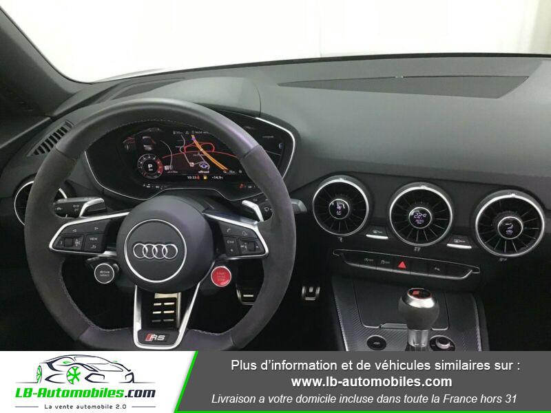 Audi TT roadster RS 2.5 TFSI 400 S tronic 7 Quattro Noir occasion à Beaupuy - photo n°2