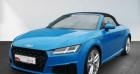 Audi TT roadster S Bleu à Eschentzwiller 68