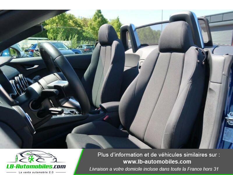 Audi TT 1.8 TFSI 180 S tronic 7 Bleu occasion à Beaupuy - photo n°4