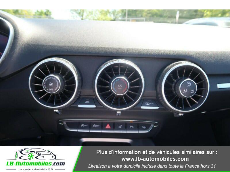Audi TT 1.8 TFSI 180 S tronic 7 Bleu occasion à Beaupuy - photo n°5