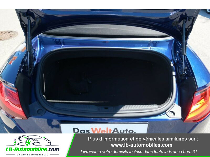 Audi TT 1.8 TFSI 180 S tronic 7 Bleu occasion à Beaupuy - photo n°11
