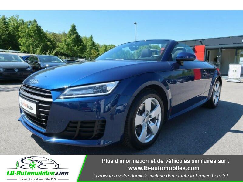 Audi TT 1.8 TFSI 180 S tronic 7 Bleu occasion à Beaupuy