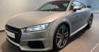 Audi TT 1.8 TFSI 180ch S line S tronic 7 Argent à Chambourcy 78