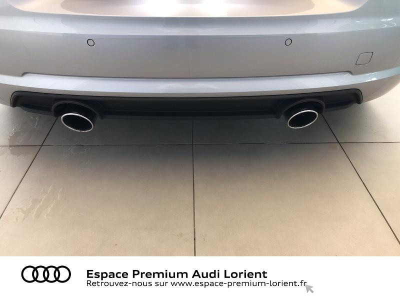 Audi TT 1.8 TFSI 180ch S line Argent occasion à Lanester - photo n°15