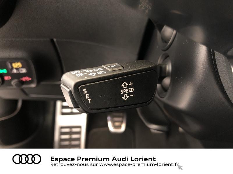 Audi TT 1.8 TFSI 180ch S line Argent occasion à Lanester - photo n°12