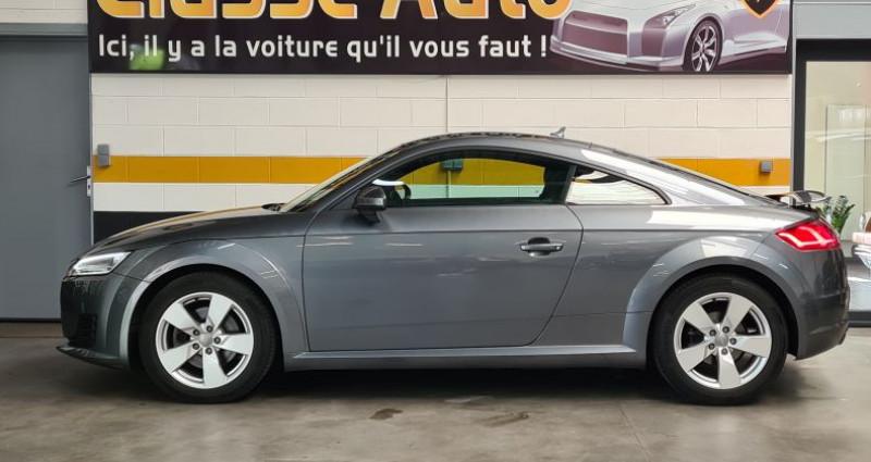 Audi TT 2.0 TDI 184ch ultra Super état,GPS Gris occasion à MAUBEUGE - photo n°3