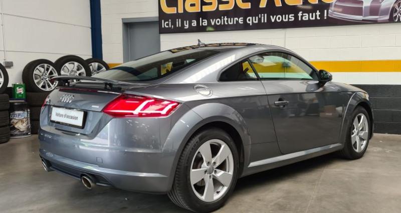 Audi TT 2.0 TDI 184ch ultra Super état,GPS Gris occasion à MAUBEUGE - photo n°5