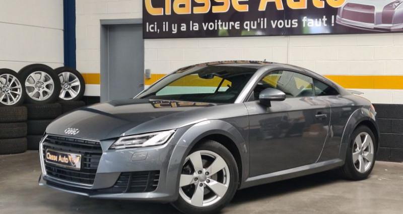 Audi TT 2.0 TDI 184ch ultra Super état,GPS Gris occasion à MAUBEUGE - photo n°2