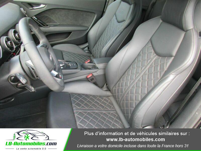 Audi TT 2.0 TFSI 230 S-Line Quattro Noir occasion à Beaupuy - photo n°4