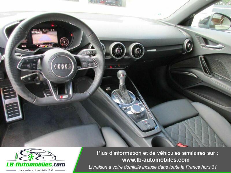 Audi TT 2.0 TFSI 230 S-Line Quattro Noir occasion à Beaupuy - photo n°2