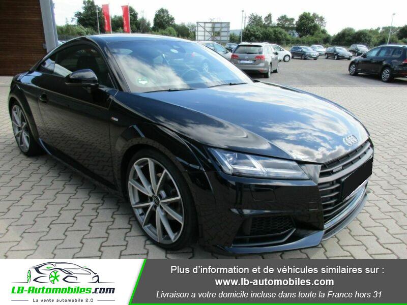 Audi TT 2.0 TFSI 230 S-Line Quattro Noir occasion à Beaupuy