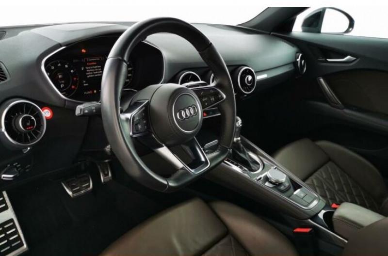 Audi TT 2.0 TFSI 230CH S LINE QUATTRO S TRONIC 6 Noir occasion à Villenave-d'Ornon - photo n°8