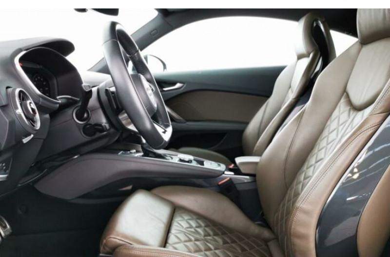 Audi TT 2.0 TFSI 230CH S LINE QUATTRO S TRONIC 6 Noir occasion à Villenave-d'Ornon - photo n°9