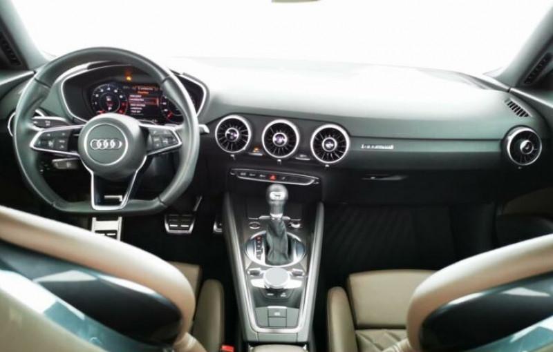 Audi TT 2.0 TFSI 230CH S LINE QUATTRO S TRONIC 6 Noir occasion à Villenave-d'Ornon - photo n°7