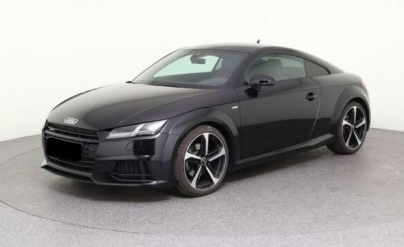 Audi TT 2.0 TFSI 230CH S LINE QUATTRO S TRONIC 6 Noir occasion à Villenave-d'Ornon