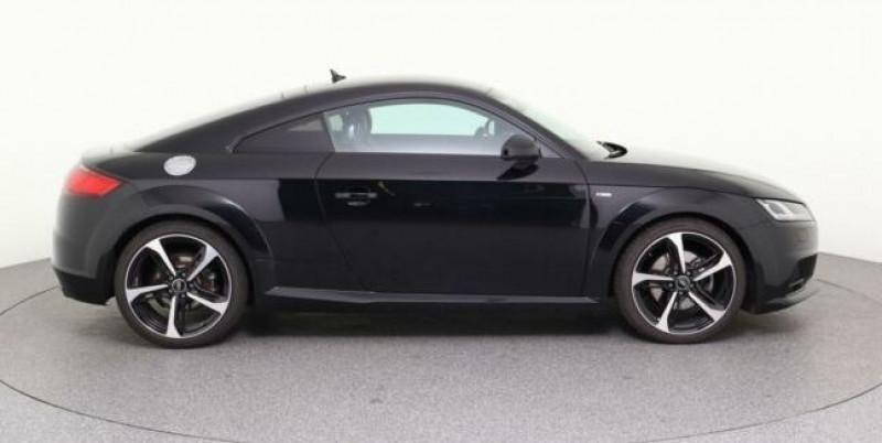 Audi TT 2.0 TFSI 230CH S LINE QUATTRO S TRONIC 6 Noir occasion à Villenave-d'Ornon - photo n°5