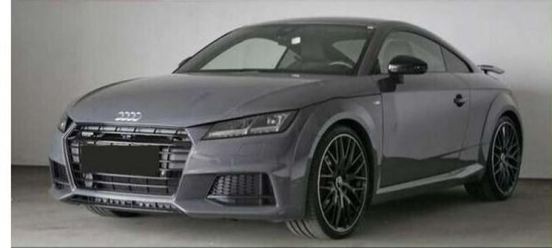 Audi TT 2.0 TFSI 230CH S LINE QUATTRO S TRONIC 6 Gris occasion à Villenave-d'Ornon