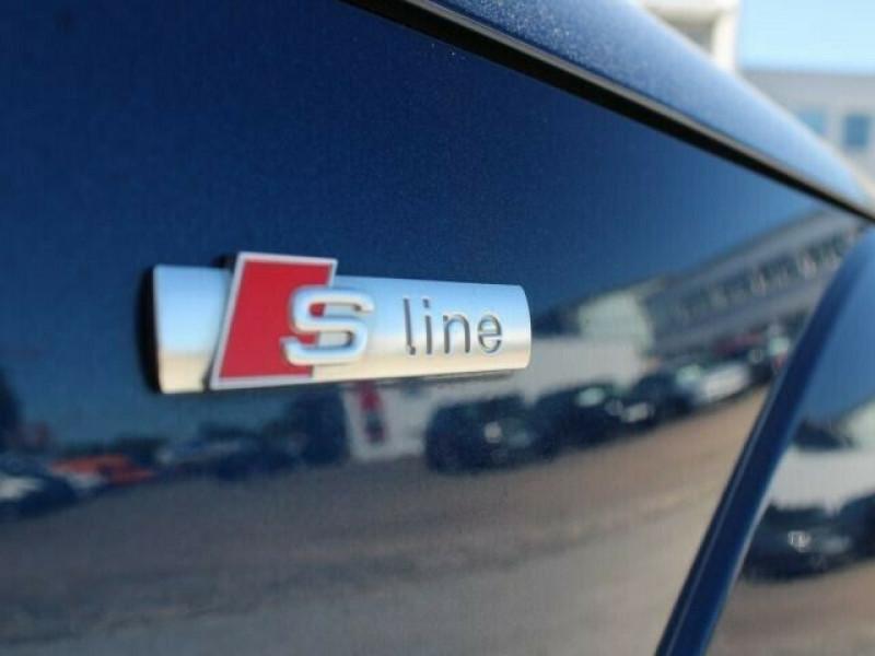 Audi TT 2.0 TFSI 230CH S LINE QUATTRO S TRONIC 6 Bleu occasion à Villenave-d'Ornon - photo n°3