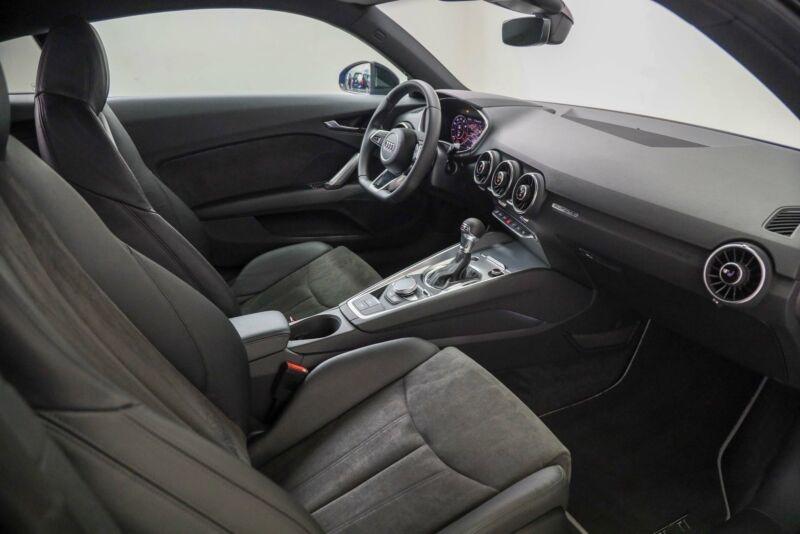Audi TT 2.0 TFSI 230CH S LINE QUATTRO S TRONIC 6 Bleu occasion à Villenave-d'Ornon - photo n°7