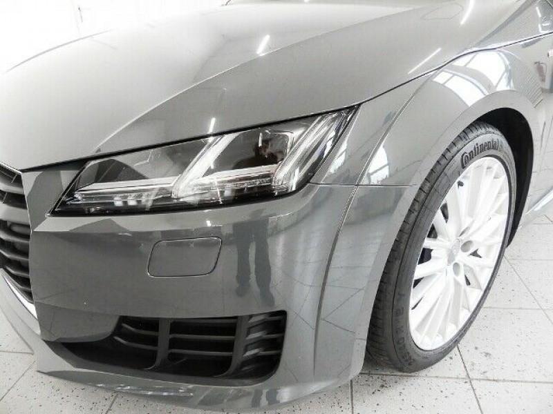 Audi TT 2.0 TFSI 230CH S LINE QUATTRO S TRONIC 6 Gris occasion à Villenave-d'Ornon - photo n°4