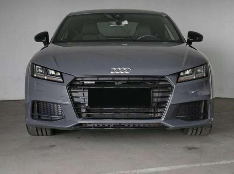 Audi TT 2.0 TFSI 230CH S LINE QUATTRO S TRONIC 6 Gris occasion à Villenave-d'Ornon - photo n°2