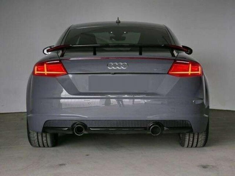 Audi TT 2.0 TFSI 230CH S LINE QUATTRO S TRONIC 6 Gris occasion à Villenave-d'Ornon - photo n°7