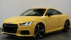 Audi TT 2.0 TFSI 230CH S LINE QUATTRO S TRONIC 6 Jaune à Villenave-d'Ornon 33
