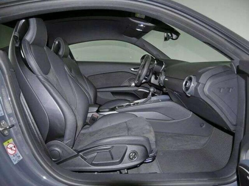 Audi TT 2.0 TFSI 230CH S LINE QUATTRO S TRONIC 6 Gris occasion à Villenave-d'Ornon - photo n°9