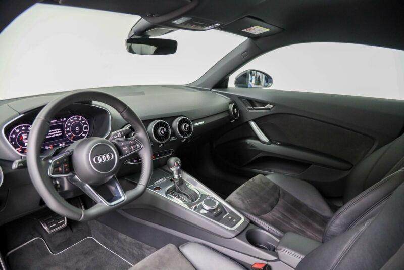 Audi TT 2.0 TFSI 230CH S LINE QUATTRO S TRONIC 6 Bleu occasion à Villenave-d'Ornon - photo n°9