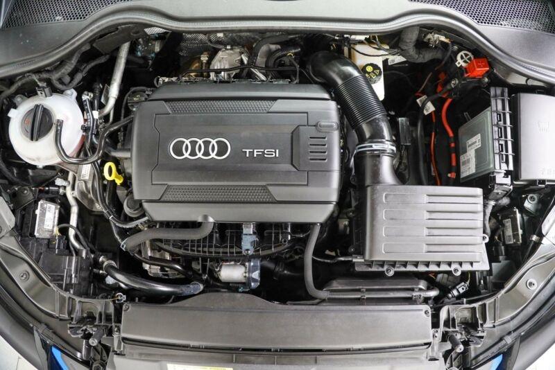 Audi TT 2.0 TFSI 230CH S LINE QUATTRO S TRONIC 6 Bleu occasion à Villenave-d'Ornon - photo n°5