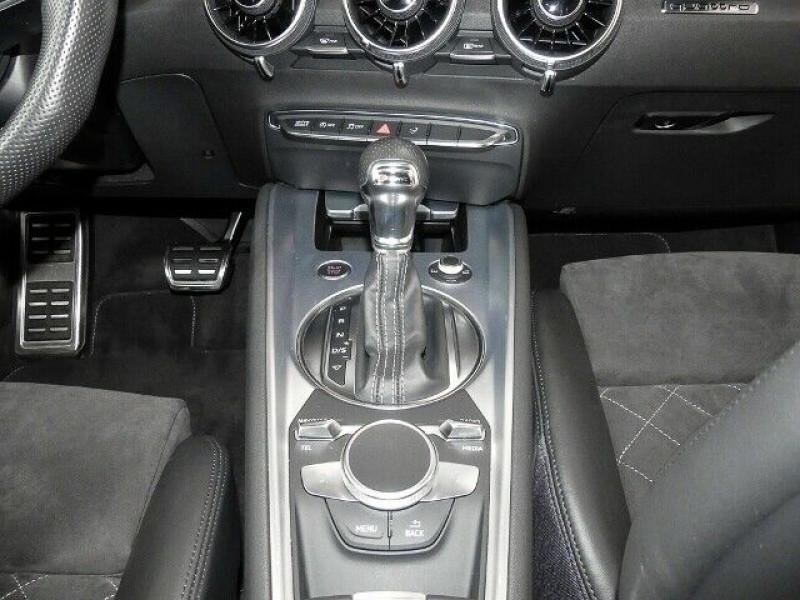 Audi TT 2.0 TFSI 230CH S LINE QUATTRO S TRONIC 6 Gris occasion à Villenave-d'Ornon - photo n°8